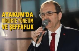 Başkan Zihni Şahin, SAYİDER'li İş İnsanlarına...