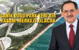 Canik Doğu Park Yeni Bir Yaşam Merkezi Olacak
