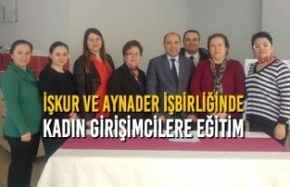 İŞKUR ve AYNADER İşbirliğinde Kadın Girişimcilere...