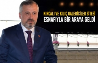 Kırcalı ve Kılıç Galericiler Sitesi Esnafıyla...