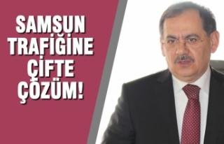 Mustafa Demir, Batı Ve Doğu Çevre Yolları'nı...