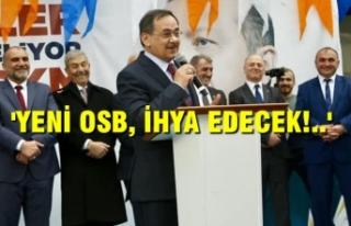 Mustafa Demir'den SKM Açılışlarında 'İstidam...