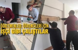 """Öğretmenler Öğrencileri İçin """"BECERİ ATÖLYESİ""""..."""