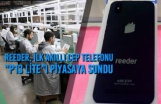"""Reeder, İlk Akıllı Cep Telefonu """"P13 Lite""""ı..."""