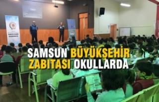 Samsun'da Tüketici Hakları Amirliği Büyükşehir...