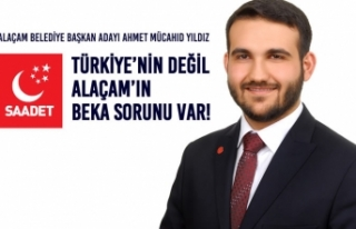 Türkiye'nin Değil Alaçam'ın Beka Sorunu Var!
