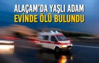 Alaçam'da Yaşlı Adam Evinde Ölü Bulundu
