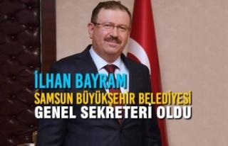 Samsun Büyükşehir Belediyesi Genel Sekreteri Belli...