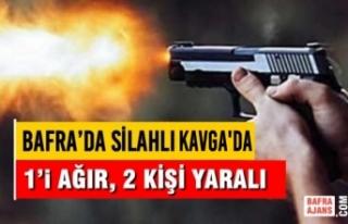 Bafra'da Silahlı Kavga; 1'i Ağır, 2 Kişi Yaralandı