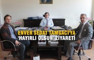 OMÜ Genel Sekreteri SAMULAŞ'ta