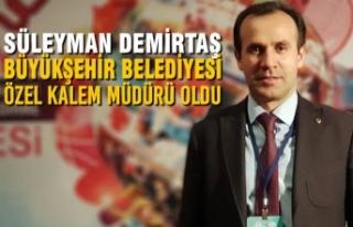 Süleyman Demirtaş Büyükşehir Belediyesi Özel...