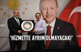 Başkan Mustafa Demir, Canik'te