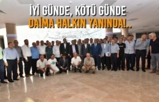 Başkan Mustafa Demir, Samsun'da bir 'İLK'i...