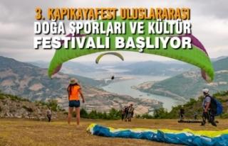 3. Kapıkayafest Uluslararası Doğa Sporları ve...