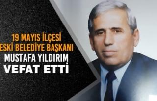 19 Mayıs İlçesi Eski Belediye Başkanı Mustafa...