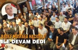 Bafralılar Mustafa Hacıoğlu İle Devam Dedi