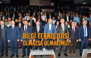 Başkan Mustafa Demir, 'E-Belediye' Tanıtım...