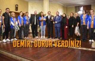 'Özel' Şampiyonlar Büyükşehir'de