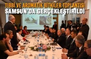 Tıbbi ve Aromatik Bitkiler Araştırma Komisyonu...