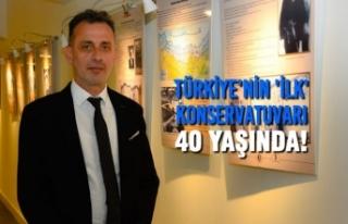 Türkiye'nin 'İLK' Konservatuvarı...