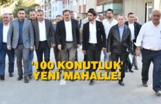 Başkan Mustafa Demir, Asarcık İlçesi'nde...