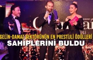 Gelin-Damat Sektörünün En Prestijli Ödülleri...