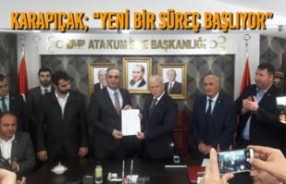 MHP'de Yeni İlçe Yönetimleri Göreve Başlıyor
