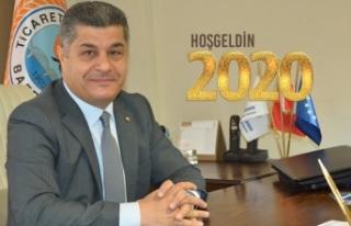 Başkan Göksel Başar'dan Yeni Yıl Kutlama Mesajı