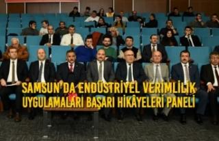 Samsun'da Endüstriyel Verimlilik Uygulamaları...