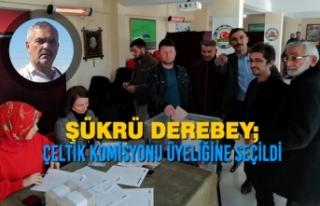 Türkiye'de İlk Çeltik Komisyonu Üyesi Seçimi...