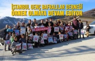 İstanbul Genç Bafralılar Derneği Örnek Olmaya...