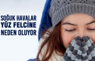 Soğuk Havalar Yüz Felcine Neden Oluyor