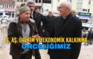 """Yılmaz; """"Türkiye Tüm Kirli Oyunları Bozacak..."""