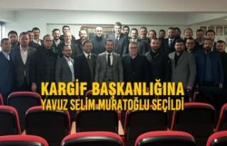 KARGİF Başkanlığına Yavuz Selim Muratoğlu Seçildi