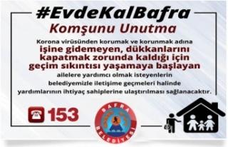Bafra Belediyesi Gönül Belediyeciliğinin Gereğini...