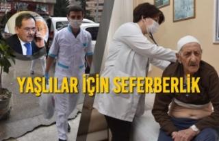 Başkan Demir Telefonla Tek Tek Aradı, Samsun Büyükşehir...