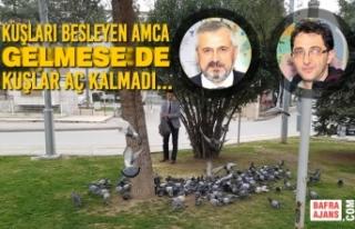 Başkan Hamit Kılıç'ın Duyarlılığı Gönülleri...