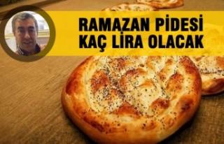 Ramazan Pidesi Kaç Lira Olacak