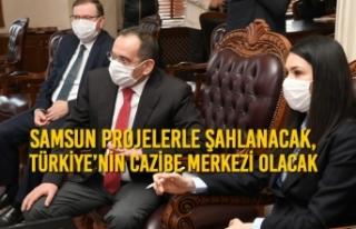 Başkan Demir : Kaliteli Ve Çağdaş Yaşam Herkesin...