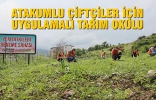 Atakumlu Çiftçiler İçin Uygulamalı Tarım Okulu