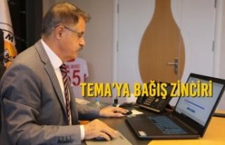 Başkan Cemil Deveci'nin Çağrısıyla Belediye...