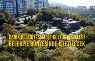 Canik Belediyesi Meşe Kültür Tesisleri Belediye...