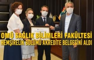 OMÜ Sağlık Bilimleri Fakültesi Hemşirelik Bölümü...