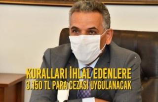 Samsun'da Pandemi Değerlendirme Toplantısı Yapıldı