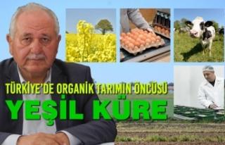 Türkiye'de Organik Tarımın Öncüsü Yeşil Küre