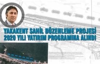 Yakakent Sahil Düzenleme Projesi 2020 Yılı Yatırım...