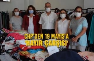 CHP'den 19 Mayıs'a 'Hayır Çarşısı'