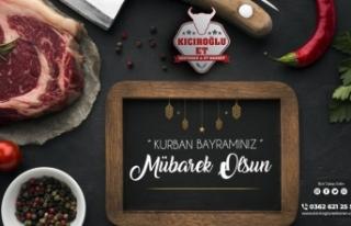 Kıcıroğlu Restoran Kurban Bayramı Mesajı
