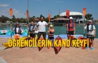 Öğrencilerin Kano Keyfi