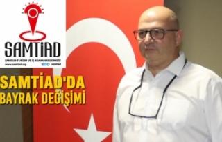 Abdulgaffur Turan SAMTİAD'ın Yeni Başkanı...